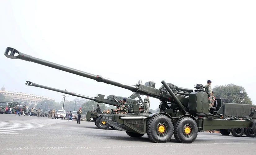 Finally, Army Signs MOU on Production of Military Hardware