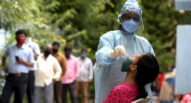 Coronavirus Cases In India Exceed Four Million