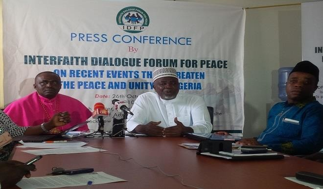 Interfaith Forum calls on govt. to show effort in mitigating killings in Nigeria