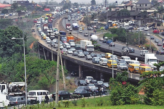 Why Area F PCRC Launched Traffic Corps in Lagos