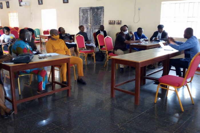 CLEEN Foundation: Challenges, Recommendations on Administration of Criminal Justice System in Nigeria - Anambra ACJA/ACJL Working Group