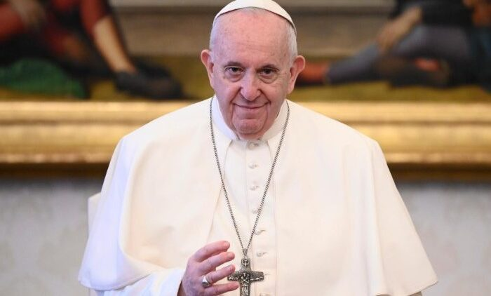 Pope says free market, 'trickle-down' policies fail society