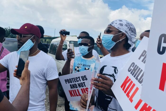 ENDSARS : Lagos state to impose twenty four hours (24hr)curfew amid the protest