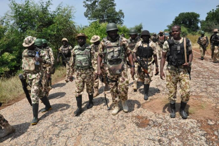DEFENCE/SECURITYTroops rescue 9 kidnapped persons on Kaduna-Abuja highway