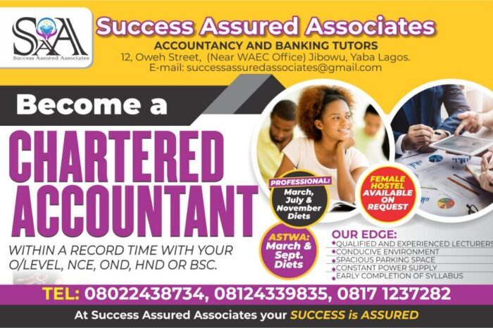'What Makes Success Assured Associates Unique'