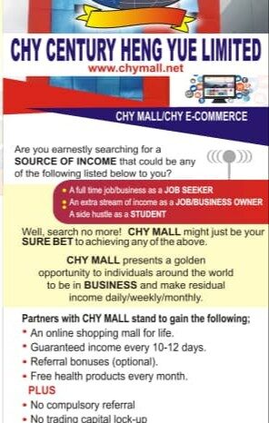 Make Money for Life Running Your Shop the Chymall Way