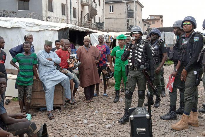 """Lagos Taskforce Commander made Sexual Advances at Me""--Didi Ekanem"