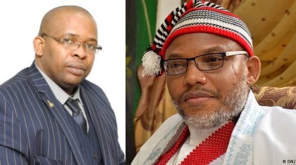 Nnamdi Kanu, Uche Mefor 'War' Threatens Biafra Freedom Radio