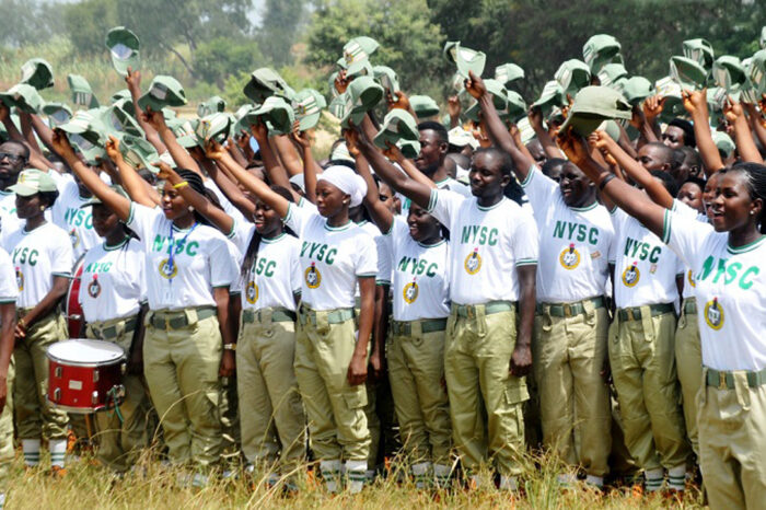 Guests undergo COVID-19 tests in NYSC Nasarawa orientation camp