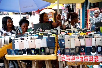 Smartphone sales in Nigeria increases despite downturn