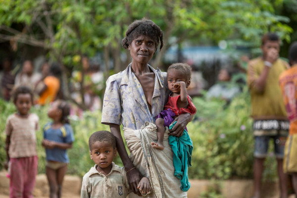 Humanitarian crisis looms in Southern Madagascar as drought and pandemic double number of hungry people