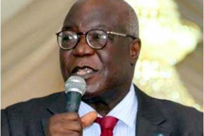 Ex-Unilag VC, Oye Ibidapo-Obe, Dies From Covid_19 Related Complications-  Ogundipe, Ashiru