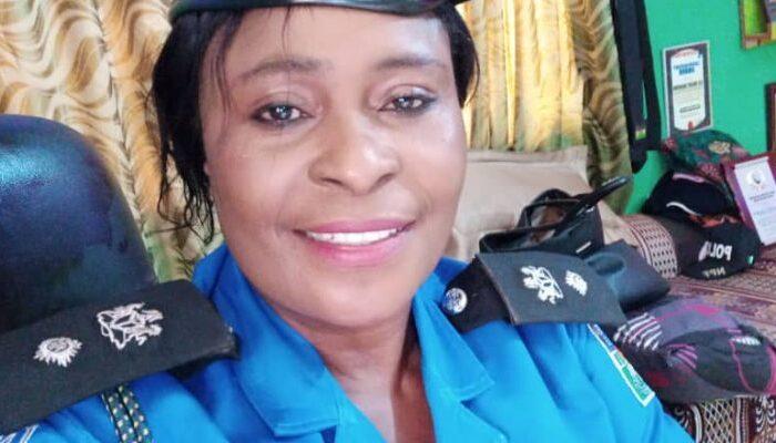Ikorodu Residents Praise Female DPO Over Anti-Crime War