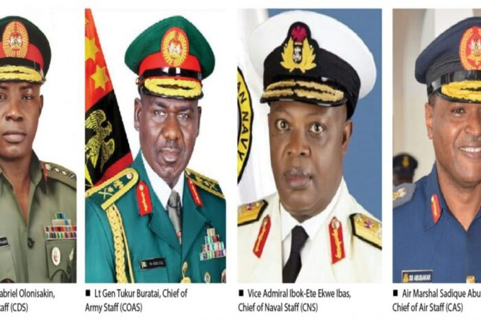 From Service Chiefs to Ambassadors