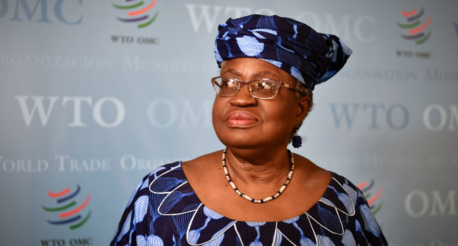 WTO Looks Set To Appoint Ngozi Okonjo-Iweala First Female D-G From Africa