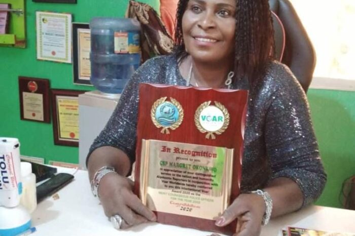 CSP Margret Okonkwo: A Female Anti-Crime Buster on The Beat