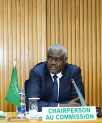 Chairperson of the African Union Commission calls for the Resolution of the Somali Electoral Impasse