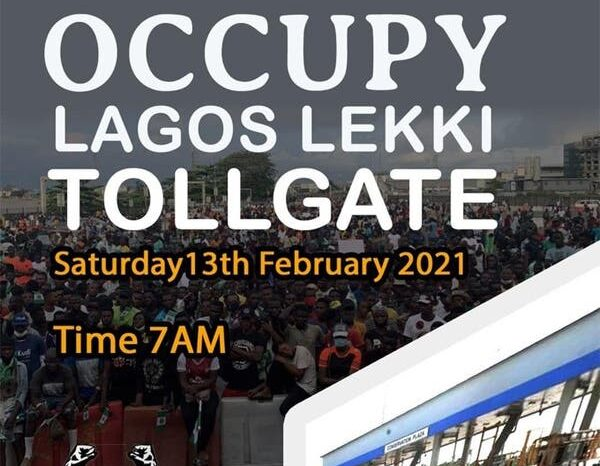 Police Tighten Security At Lekki Toll Gate Ahead Of Planned Protests