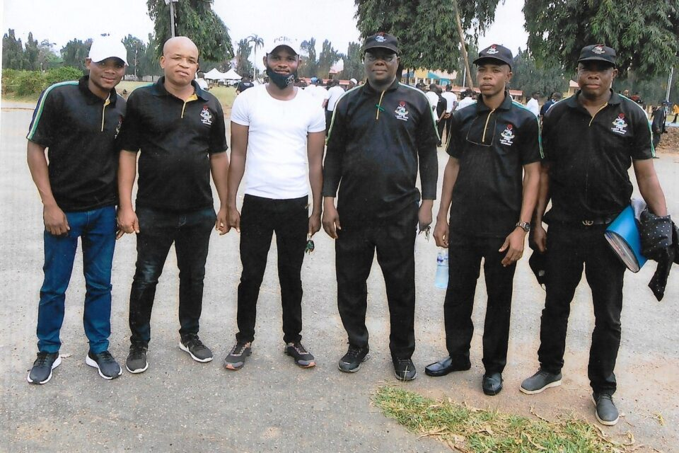Lagos Police Train PCRC Members on Traffic Control