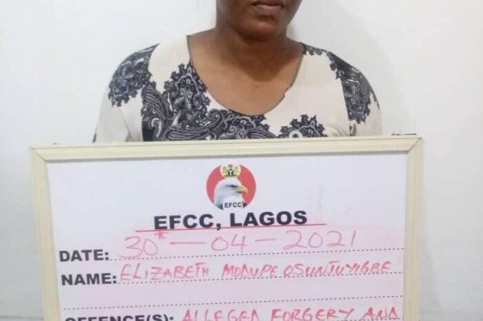 EFCC Arrests Access Bank Employer for Alleged N34m Fraud