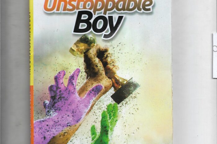 The Unstoppable Boy- A moral book for every student