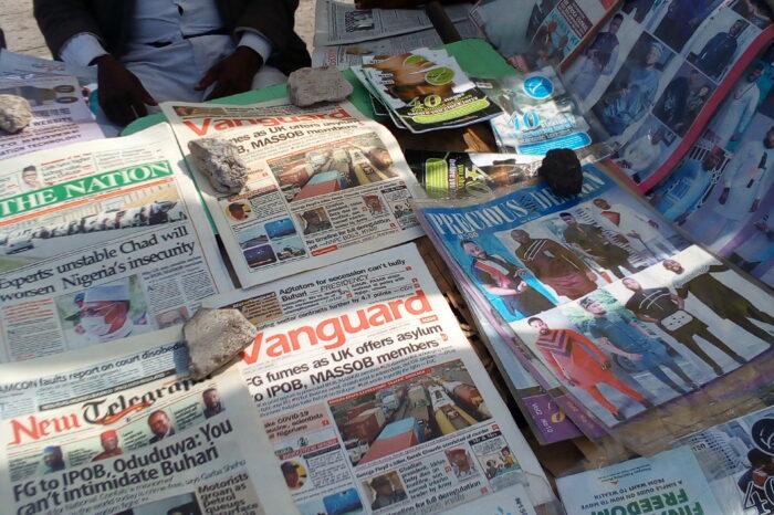 Online, social media will kill print media… Pastor Udofia