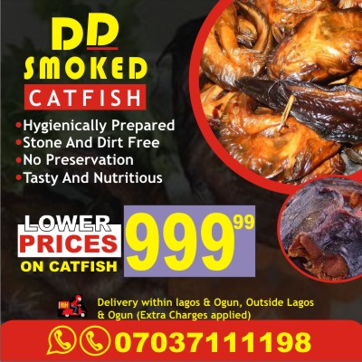 Top Reasons You Should Eat DD Smoked Catfish Everyday