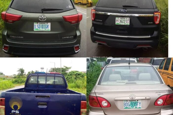 One Way: LASG Begins Prosecution of Drivers, Forfeiture of  Vehicles