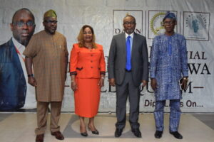 'States Governors Have the power to pressurize FG to bow to True Federalism' – Amb Keshi, DAWN D-G