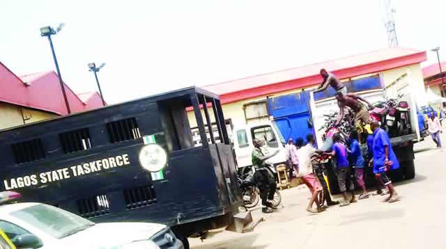 Lagos Taskforce Boss, Journalists Heading On Collision Course?