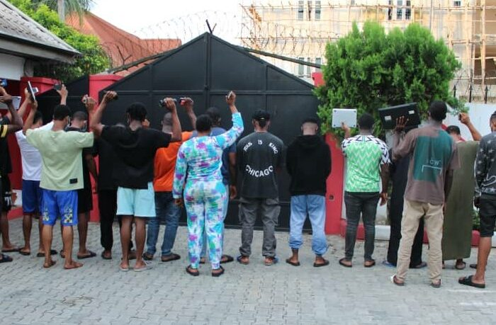 Movie Producer, 19 Others in EFCC Net over Internet Fraud in Calabar