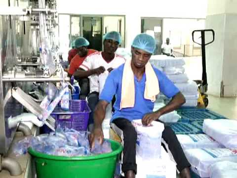 'Pure Water Up For Grabs to the Highest Bidder in Lagos, Nigeria'