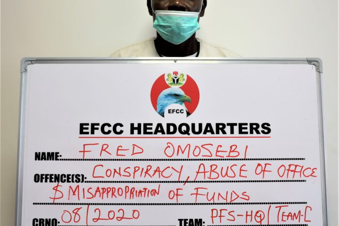 Adventist Church Pastor Lands in EFCC, Court  Over N15m Fraud