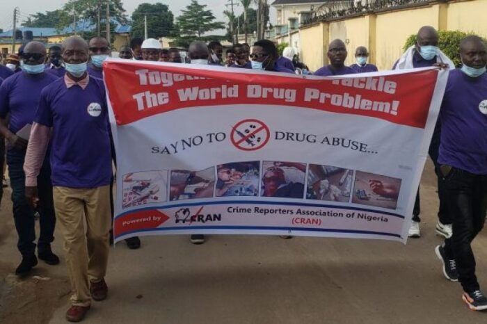 Crime Reporters, NDLEA, NAPTIP Move Against Drugs, Human Trafficking