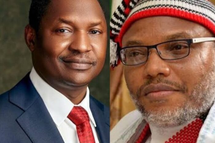 MRA Condemns Accreditation of Media Houses by DSS to Cover Nnamdi Kanu's Trial