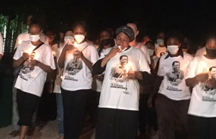 Fire Outbreak Hits Joshua's Candle Night Procession, Monday