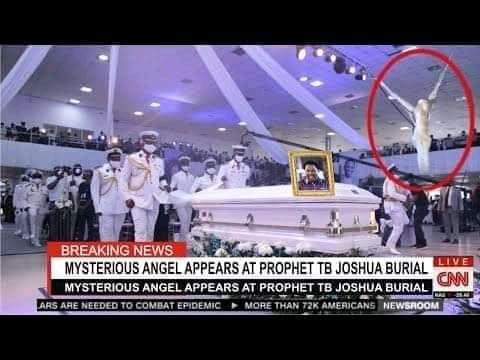 TB Joshua Was An Impostor, Occultist That Infiltrated Christianity- PFN, CAN