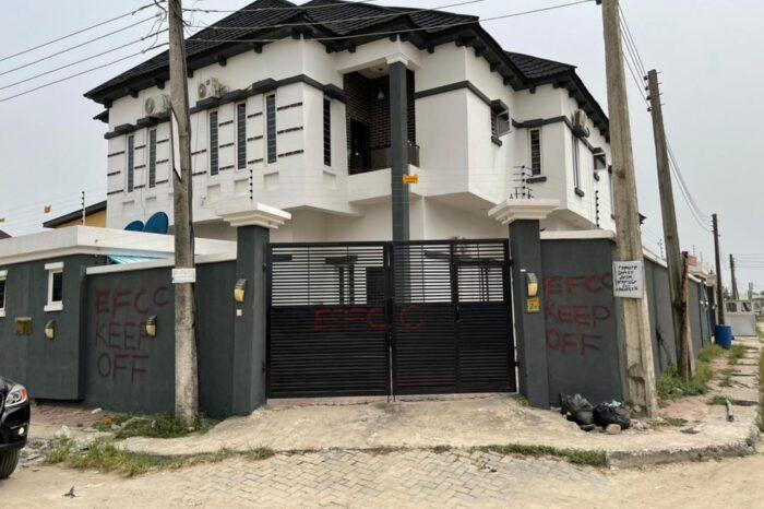 Fraudsters Lose 3 Duplexes, Over N200m in Bank Accounts to FG In Lekki