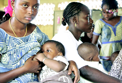 Why You Must Place Your Baby On 5-Month Exclusive Breast Feeding - NAFDAC