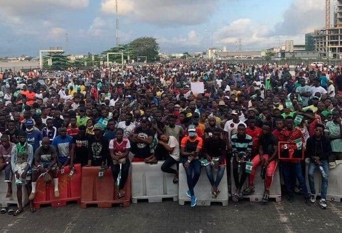 'No Retreat, No Surrender on ENDSARS'- Gbenga Komolafe, Co-Convener, Revolution Now